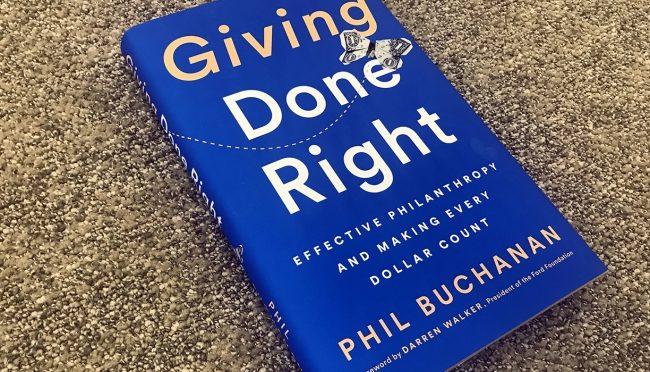 Спасение филантропии от влияния бизнес-моделей